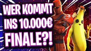 🤩💶WER SCHAFFT ES INS 10.000€ FINALE?!   Im Halbfinale packen die Pros richtig aus!