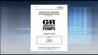 super t series pump maintenance pt 1 intro and safety