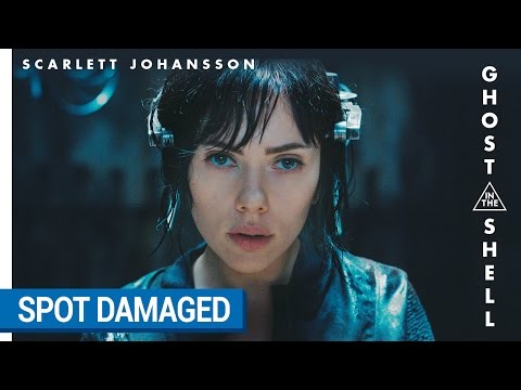 GHOST IN THE SHELL - Spot Damaged VF