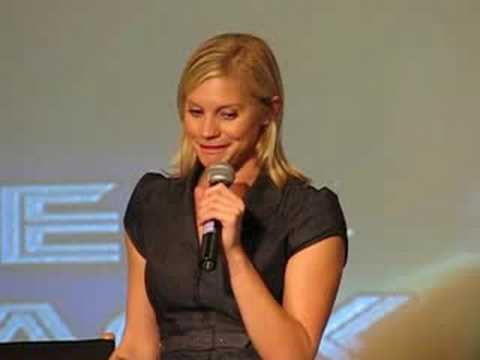 Katee Sackhoff BSG Con Chat (Pt 1) - Chicago Oct 07