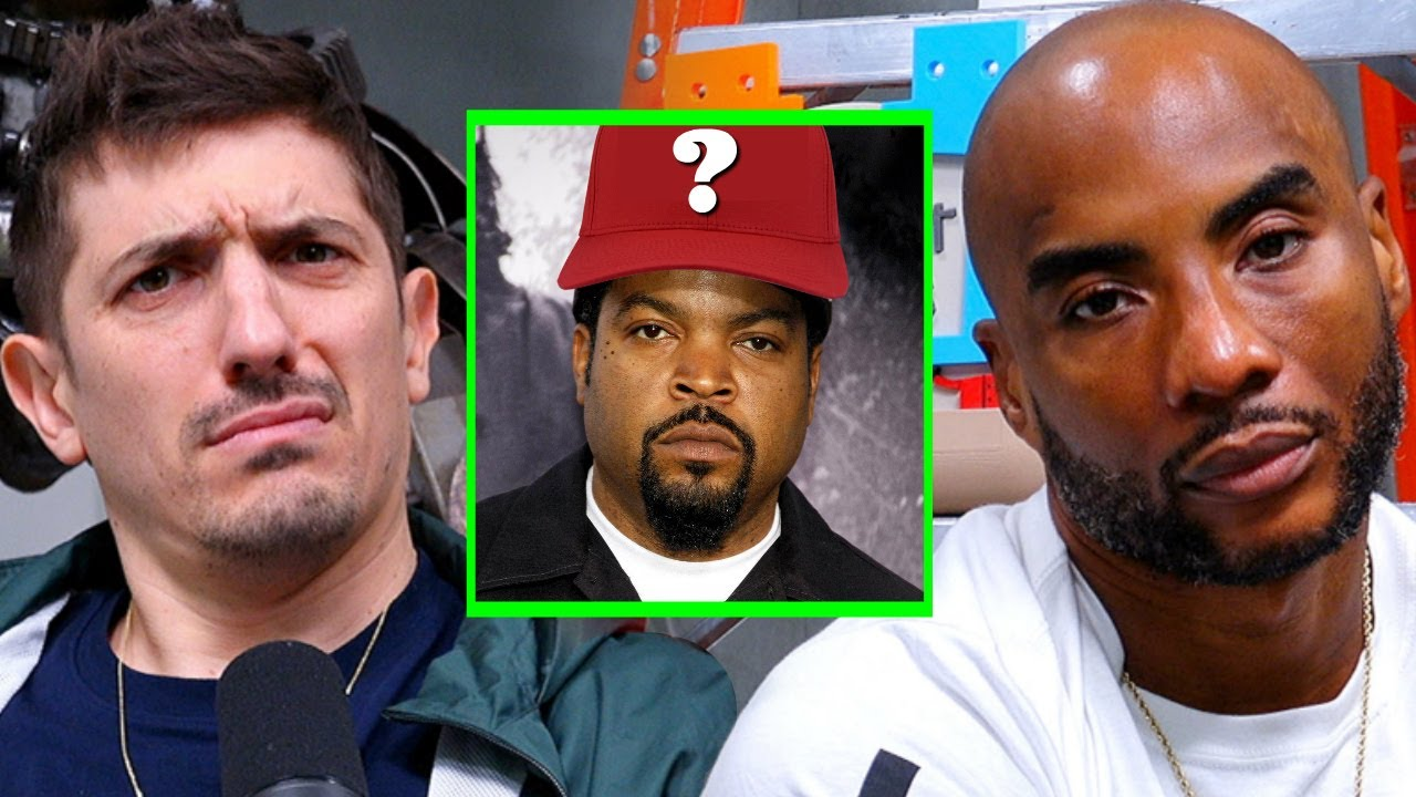 Has Ice Cube Gone Full MAGA? | Charlamagne Tha God and Andrew Schulz