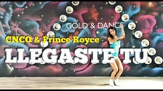 Llegaste Tu CNCO Prince Royce ZUMBA fitness.mp3