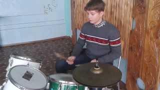 Обучение игры на барабанах!