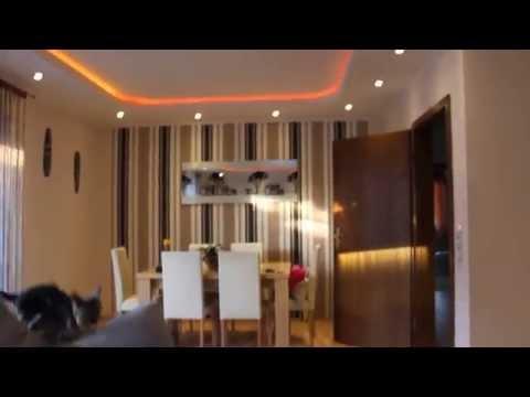 indirekte led beleuchtung mit stuckleisten lichtvouten doovi. Black Bedroom Furniture Sets. Home Design Ideas