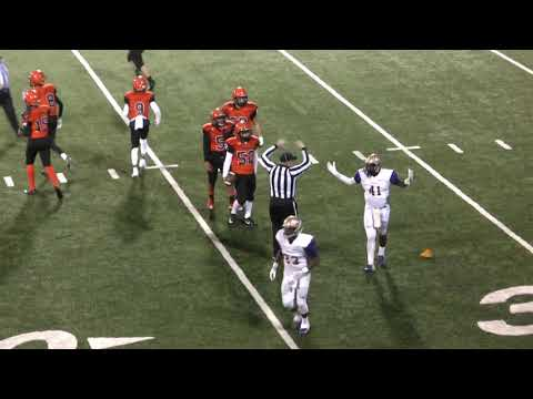 Greyhound Football - Newport vs. Osceola - 2018
