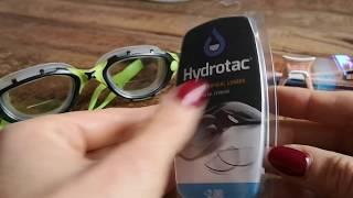 Hydrotac Stick-On Bifocal Lenses Googles and Sportglasses Video