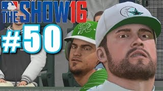 PLAYING GRAYBEARD'S SON! | MLB The Show 16 | Diamond Dynasty #50