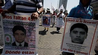 Правозащитники критикуют Мексику за задержки в деле о пропавших студентах