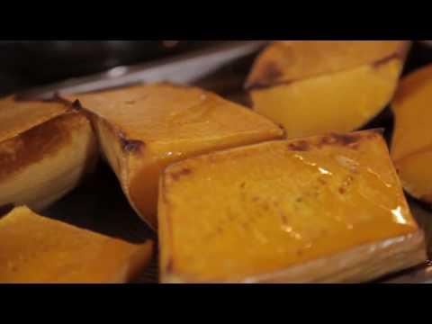 Pumpkin Coffee Cake Tutorial