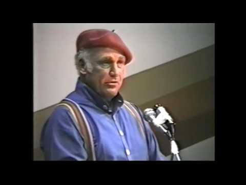 Ken Kesey Speech on Writing/Creativity (Moonfish Yachats, OR 25 Aug 89)
