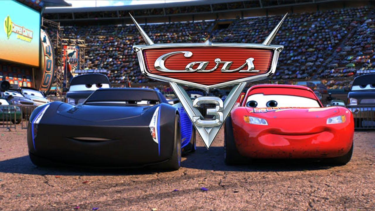 cars 3 pelicula completa