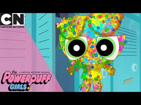 The Powerpuff Girls | Who Pranked Buttercup? | Cartoon Network