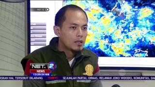 BMKG : Indonesia Akan Dilanda Hujan Lebat Dan Petir Hingga 8 Desember - NET 12