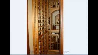 Custom Wine Cellars Orange County California Laguna Hills Small Project