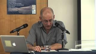 The Sirens Go Silent - Friedrich Kittler Part 9: Geoffrey Winthrop-Young
