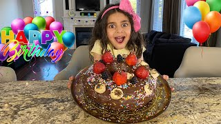 HAPPY BIRTHDAY CAKE Surprise - song for children