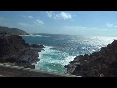 Halona Blowhole Lookout,Hawaii  USA