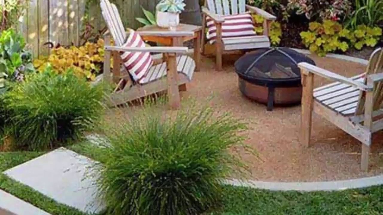 10 Backyard design ideas for decor and remodel - YouTube on Backyard Renovation Ideas id=11347