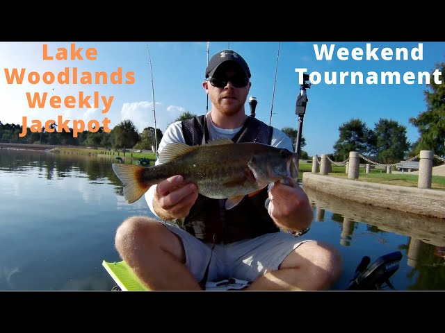 Getting closer to a tournament win | Lake Woodlands Weekly Jackpot