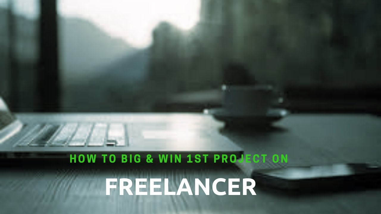 How to Bit On Freelance To Win Project Offer | Freelancer com