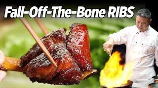 Easy, Fall-Off-The-Bone Ribs Recipe 2 Ways • Taste The Chinese Recipes Show