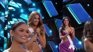 Miss Universe 2015   Top 10 (HD)