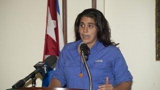 Ana Karina Garcia - Conferencia: Retos de la Resistencia Cívica