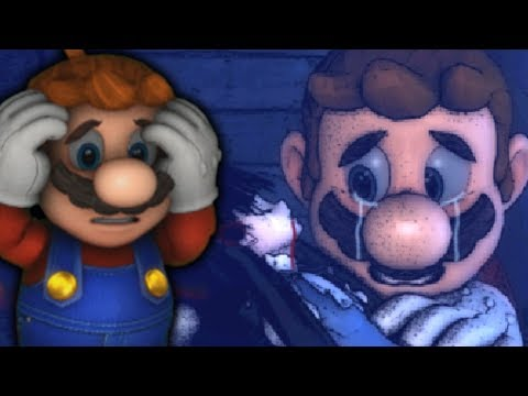 😭 CAN'T HOLD BACK THE TEARS! - MARIO IN ANIMATRONIC HORROR - Chapter 3 #2 | Super Mario Horror Game