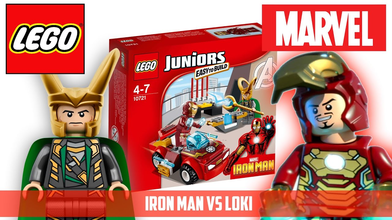 Loki 10721 Unboxing Review Speed Build Stop Motion Mini movies - YouTube