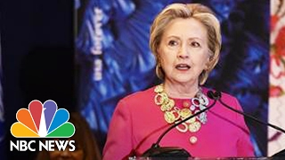 Hillary Clinton Honors Immigrants At Stamp Unveiling | NBC News