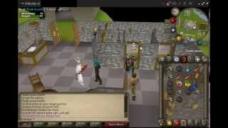 Fastest way to access fairy rings Runescape oldschool