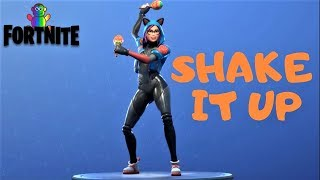 Fortnite - SEASON 7 NEW EPIC DANCE EMOTE SHAKE IT UP