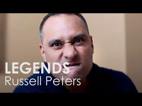 Russell Peters On What Makes Him Great
