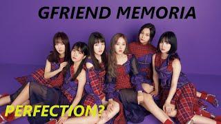K-Pop n00b First Reaction to GFRIEND - Memoria MV