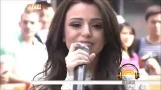 Baixar - Cher Lloyd Breaks Down Singing Sirens At Today Show Concert Grátis