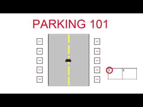 Explaining the Odd/Even Parking Law in Syracuse