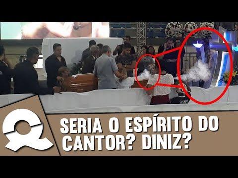 Suposto ESPÍRITO do CANTOR Gabriel Diniz APARECE em seu próprio VELÓRIO será?