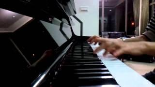 【蕭煌奇 - 末班車 Last Train】  piano cover