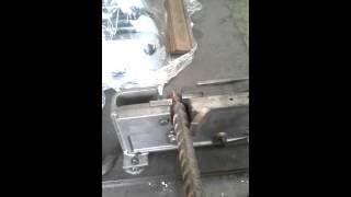 COPKO manual bar cutter 32 mm (hand operated) Drop forged steel bar cutting machine