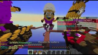 Minecraft LOQUENDO | Control Points | HAX HAX Y MAS HAX!!!