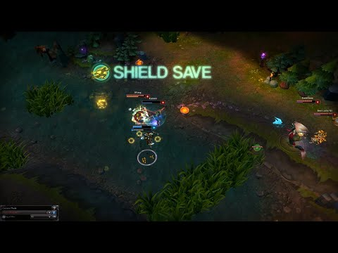 how to change ur league of legends hud