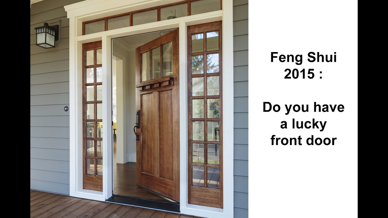 Flying Star Feng Shui 2015 Will Your Front Door Be Lucky In Year