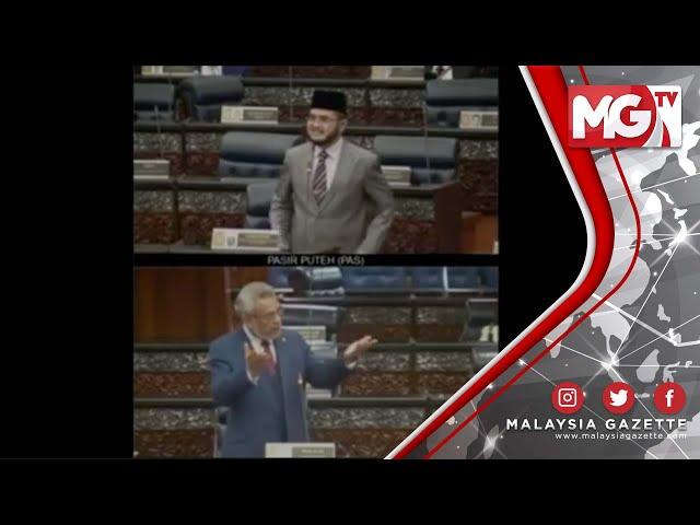 TERKINI : Khalid Samad 'Panas Telinga' Diasak dan Terus Keluar Dewan Rakyat - MalaysiaGazette TV