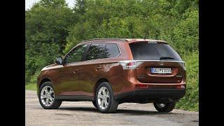 В России отзывают 63,4 тысячи Mitsubishi Outlander