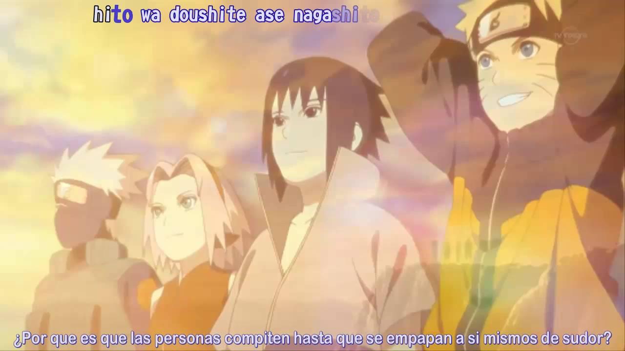 Naruto Shippuden Ende