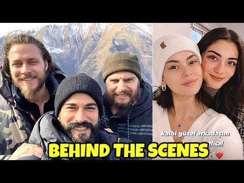 Download Kurulus Osman Actors Behind The Scenes   Part 2 Chechnya Visit and More!