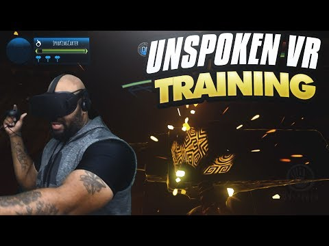 Is VR Gaming Better Than The Original Wii? - The Unspoken VR Training Gameplay