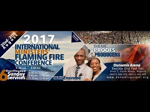 LAGOS APOSTOLIC INVASION- DAY 2 MORNING