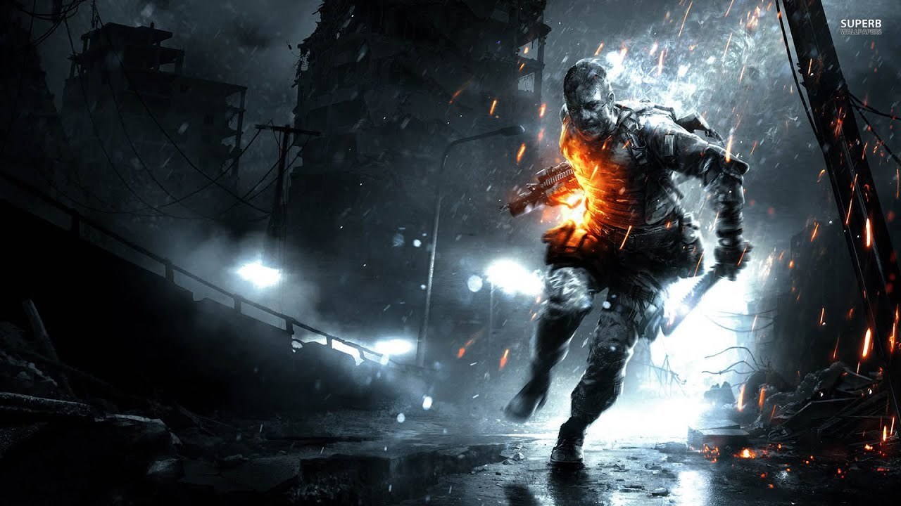 10 Best Cool Backgrounds For Gaming Full Hd 1920 1080 For: Battlefield 4 Early BETA Gameplay