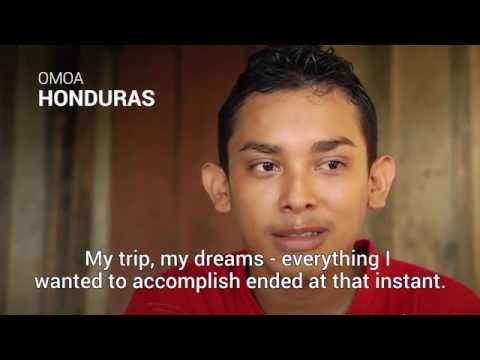 How one train ride completely devastated this Honduran teen  UNICEF
